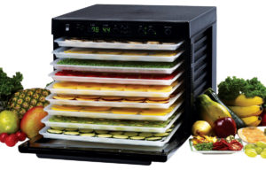 Sedona voedseldroger sd-p9000-f (Classic)