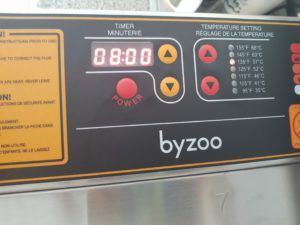 Byzoo Scorpion voedseldroger bediening